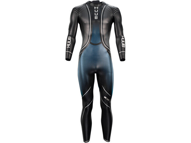 HUUB Brownlee Agilis 3:5 Wetsuit Men black/blue